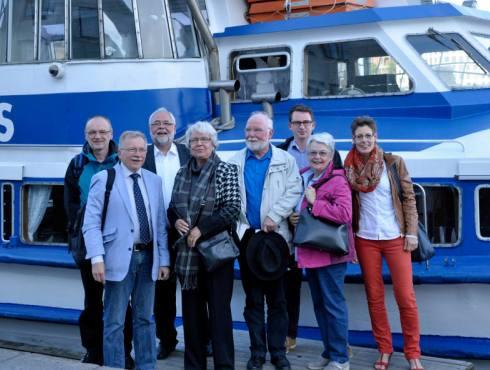 Walter Jüngling, Markku J Jääskeläinen. Ernst Kopp, Marie Virtanen, Gerrit Große, Jonas Weber, Urusla Große, Renate Schw